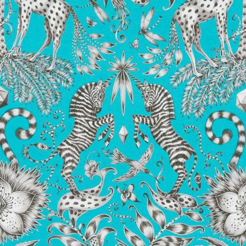 Kruger Velvet fabric - Clarke & Clarke