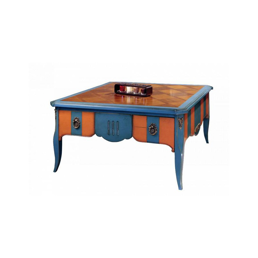 Square coffee table Pompadour - Labarère