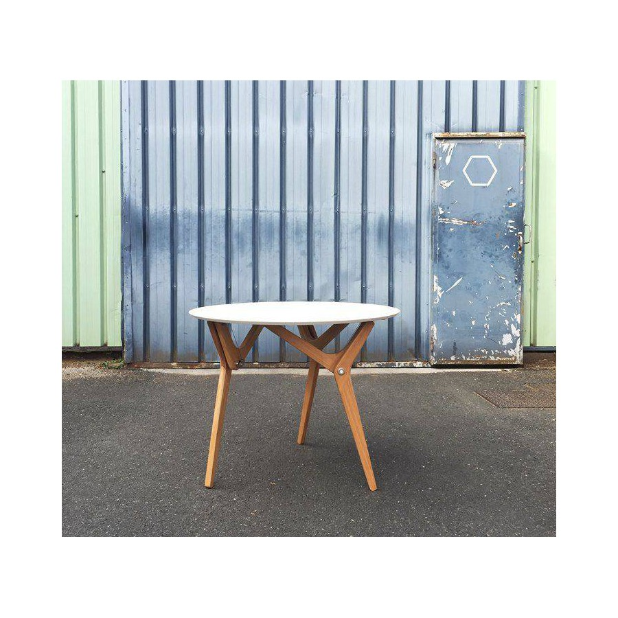 Archimede lifting table - Boulon Blanc