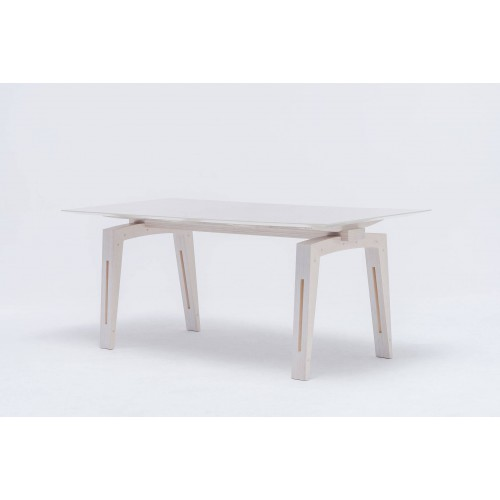 Large Tamazo Colour Mix Table - Swallow's Tail Furniture