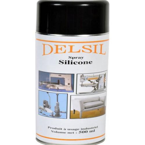 Spray silicone professionnel 500 ml