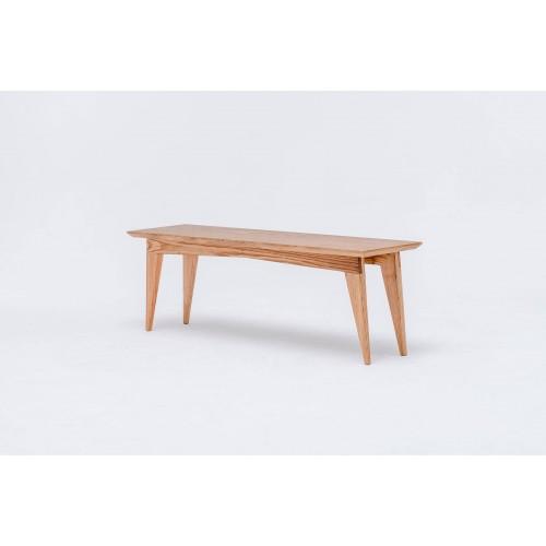 ST Bench oak - Swallow's Tail Furniture
