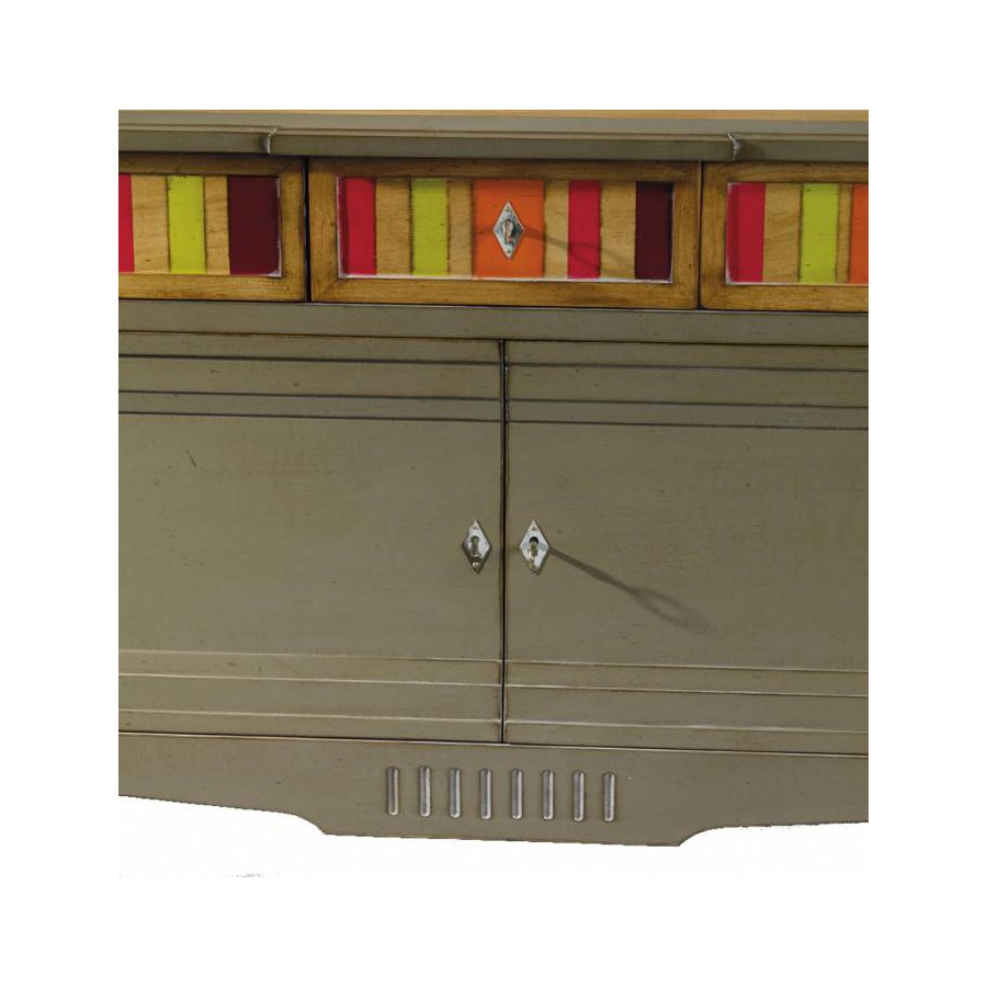 Large entrance 2 drawers Récamier - Labarère