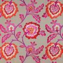 Tissu Samira de Manuel Canovas coloris Rose indien 04780-02
