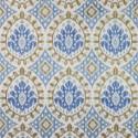 Tissu Bella de Manuel Canovas coloris Ciel 04791-03