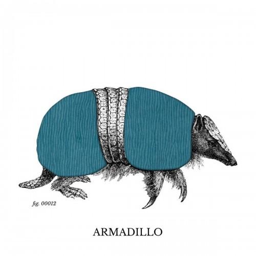 Tissu Alcantara ® Armadillo référence Armadillo