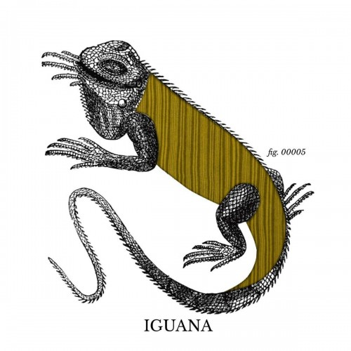 Tissu Alcantara ® Iguana référence Iguana