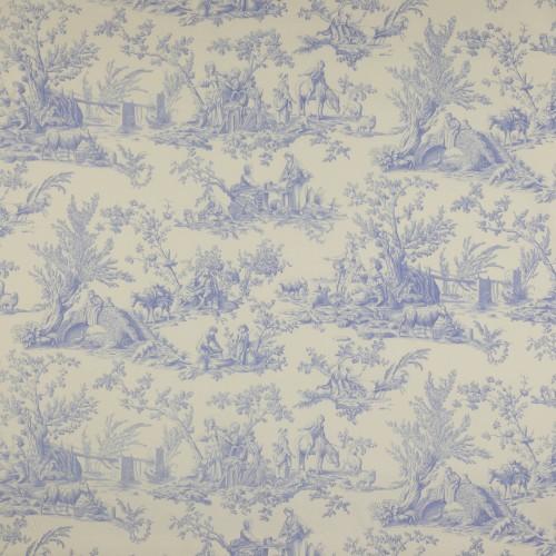 Tissu Bellegarde de Manuel Canovas référence 04705