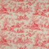 Bellegarde fabric - Manuel Canovas
