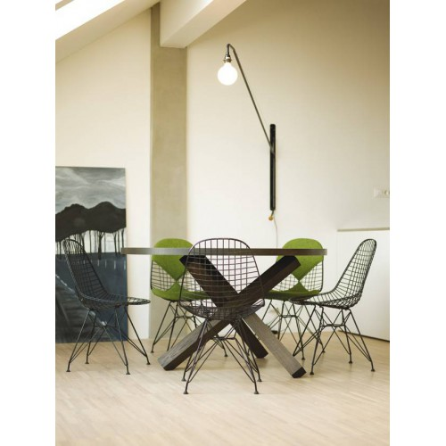 3P round dining table - Element