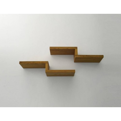 Z mural shelf - Element