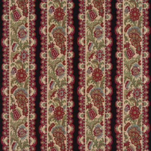 Tissu Au bonheur des dames de Braquenié coloris Multicolore B7610001