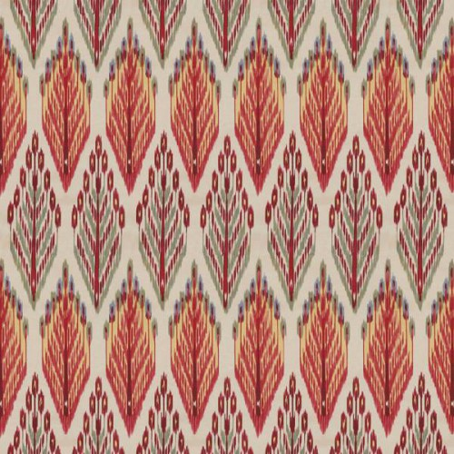 Alizarine fabric - Le Manach