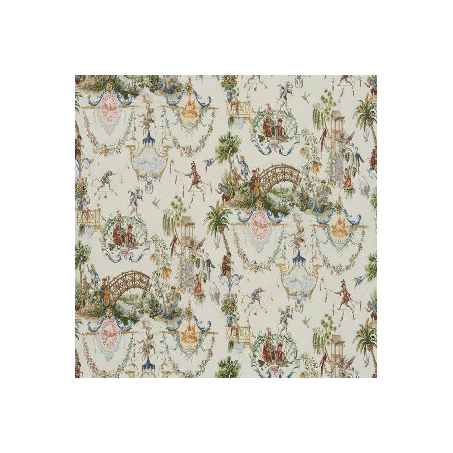 New La Singerie fabric - Le Manach