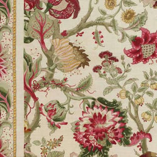 Tissu Beaumesnil de Braquenié coloris Mordore B1832001