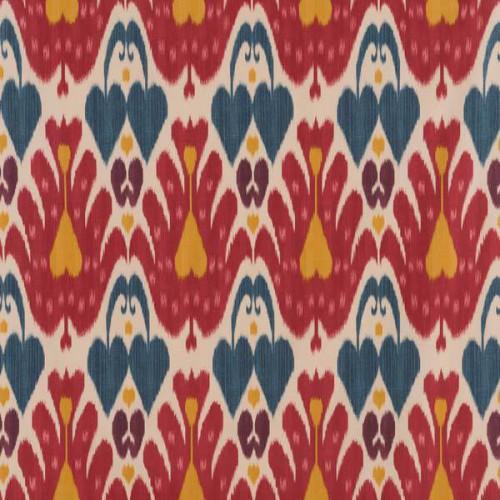 Tissu Galigai de Le Manach coloris Crème L4205-001
