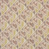 Alabama fabric - Pierre Frey reference Terracotta F3235003