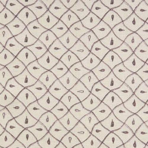 Champeigne-Contrefond fabric - Braquenié