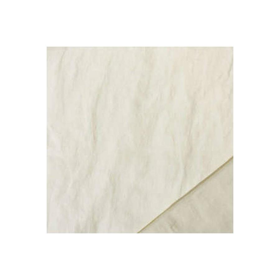 Tissu d'ameublement Eliott de Pierre Frey coloris Crème F3180001