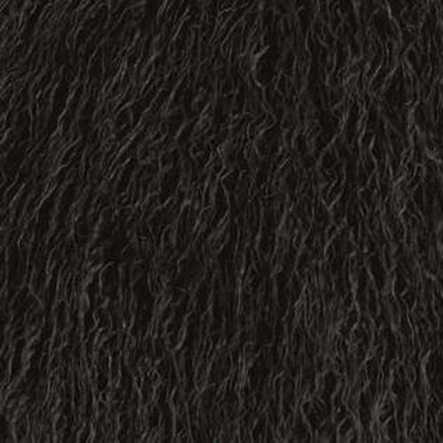 Tissu d'ameublement Mongolia de Boussac coloris Black O7946003