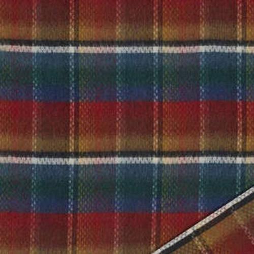 Tissu d'ameublement Nestor de Boussac coloris Forêt O7943003