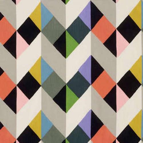 Tissu d'ameublement Astro de Boussac coloris Confetti O7937002