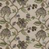 Artenay-Broderie fabric - Braquenié