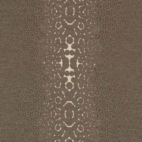 Tissu d'ameublement Beastie II de Boussac coloris Naturel O7927001