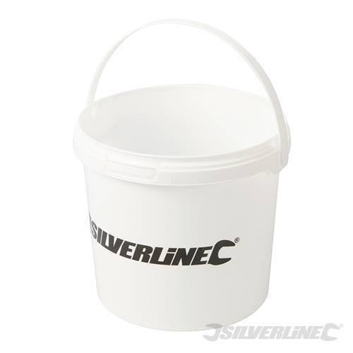 Seau à peinture en plastique contenance 1.5 litres Silverline référence 416574