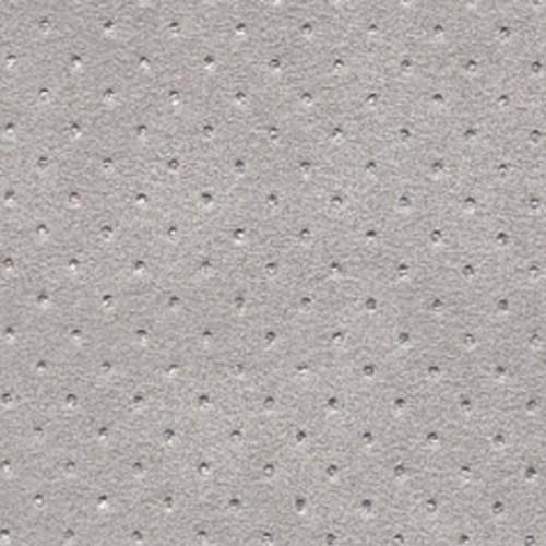 Tissu Alcantara ® perforation automobile coloris Argent perforation 6630