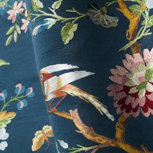 Tissu d'ameublement Jardin d'Hiver de Tassinari & Chatel référence 1696