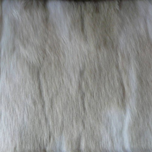 Fake fur fabric of Addax Antelope