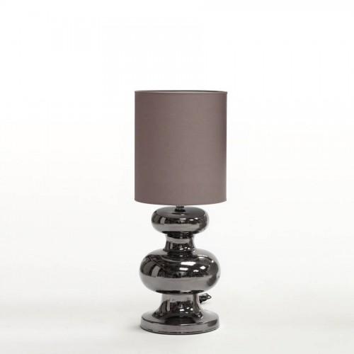 Lampe Bobino Petit Modèle coloris argent - François Châtain