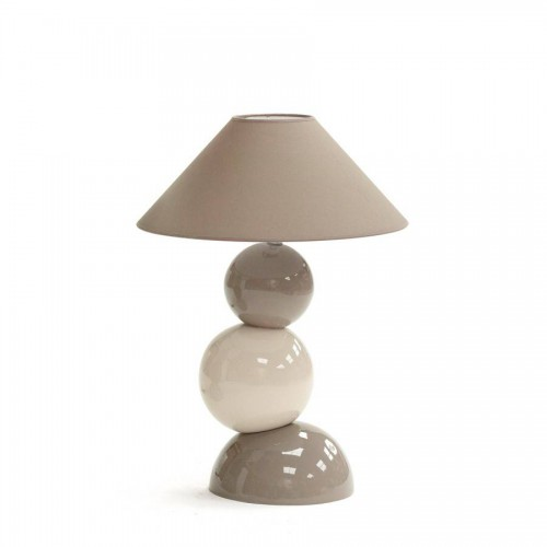 Lampe Bobino Petit Modèle coloris corde, dune et corde - François Châtain