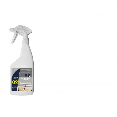 Scaling cleaner for hull - Nautic Clean