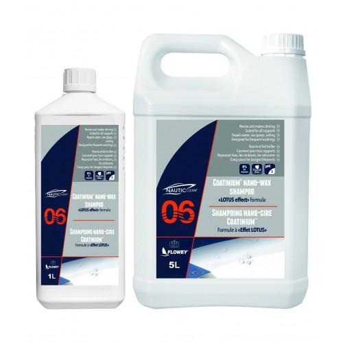 06 COATINIUM ® NAUTIC SHAMPOO de Nautic Clean