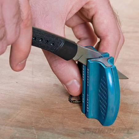 Knife pocket sharpener - Silverline 885884