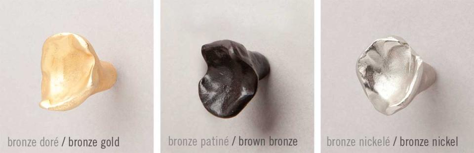 Finitions bronze