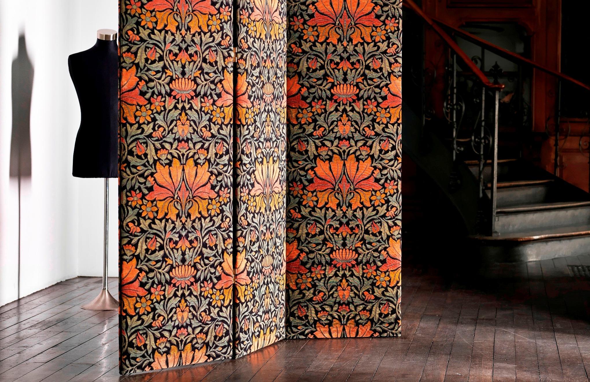 Tissu chenill mucha tissus casal r f rence 16206 - Casal tissus d ameublement ...