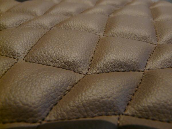 tissu simili cuir capitonn matelass flukso skill diamond. Black Bedroom Furniture Sets. Home Design Ideas