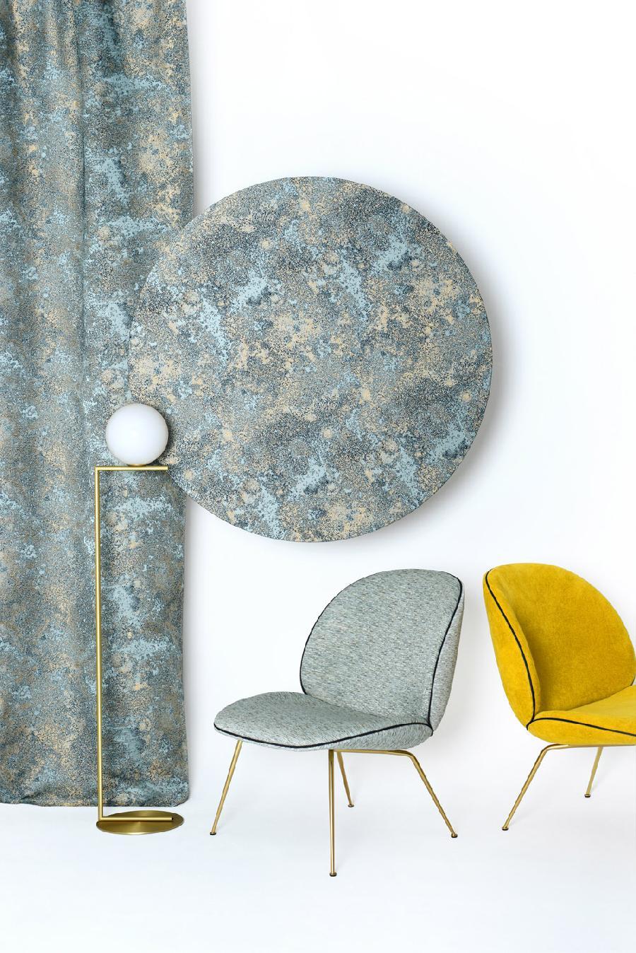 tissu jacquard astral de leli vre r f rence 4229. Black Bedroom Furniture Sets. Home Design Ideas