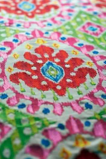 Tissu d'ameublement Bella de Manuel Canovas référence 04791