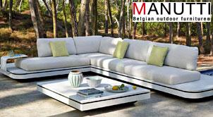Canapé de jardin Elements - Manutti