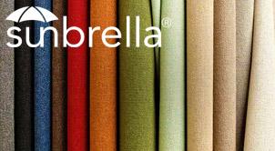 Sunbrella awning and biminis fabrics