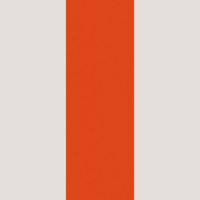 Ecru / Tangerine